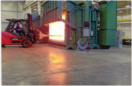 ENERGY EFFICIENT INDUSTRIAL FURNACE SOLUTIONS